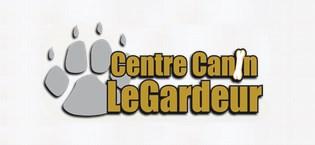 Logo Centre canin LeGardeur